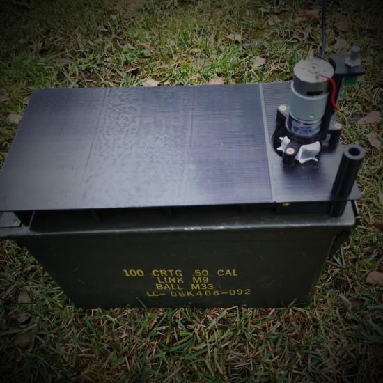 Insert in the original box M2 AMMO BOX