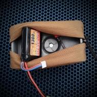 Kit-Box M249 Magazine (2100 Rd)  - Battery inside  (Bullgear)