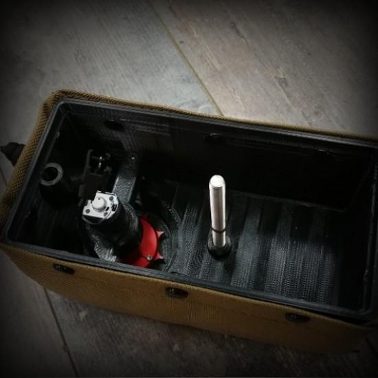 Kit-Box M249 Magazine 2500 Round  (Bullgear)