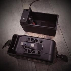 Insert in the original box for the M249